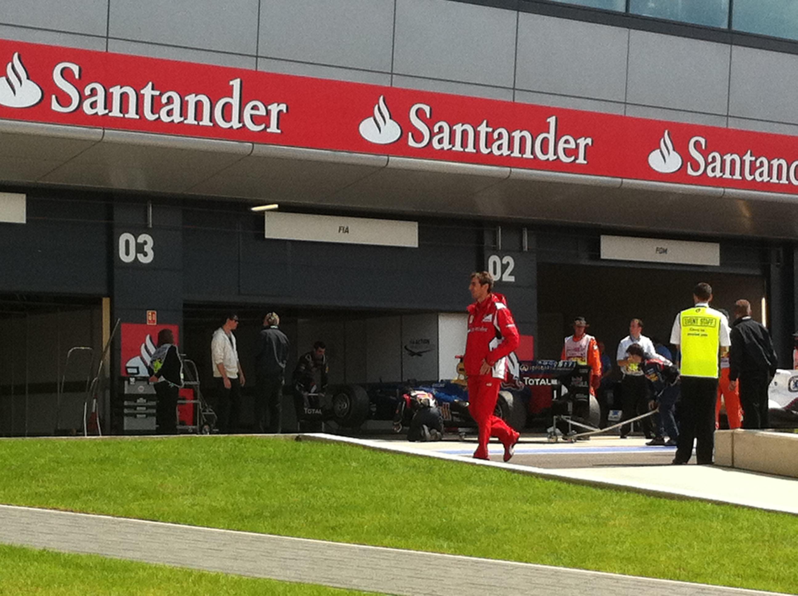F1 - Race Driver